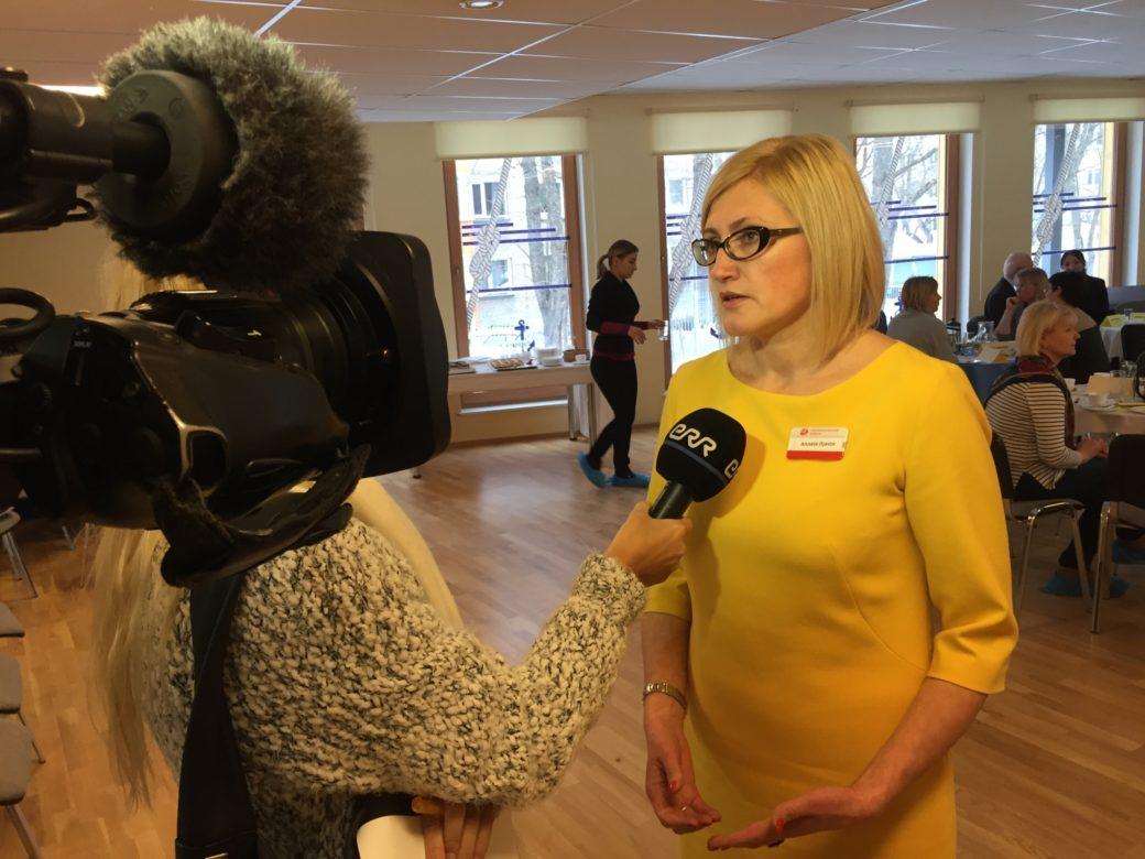 Annela Ojaste, Tallinna Asunduse Lasteaia juhataja